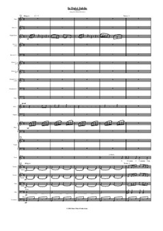 In Dulci Jubilo - for choir and orchestra - study score